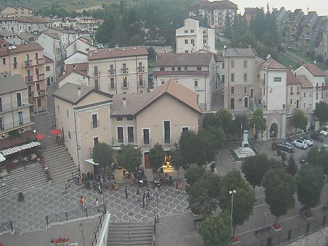 Webcam Rivisondoli - Monte Pratello