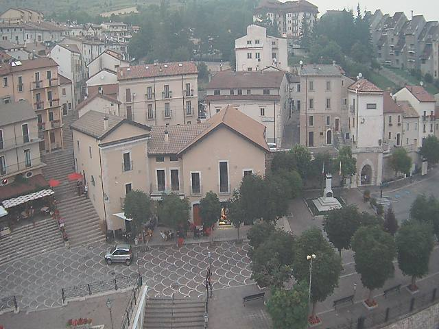 Webcam in tempo reale Rivisondoli Paese