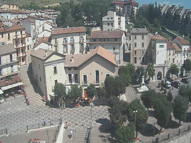 Webcam piazza rivisondoli